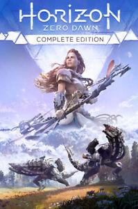 Horizon Zero Dawn - Complete Edition download torrent RePack from xatab