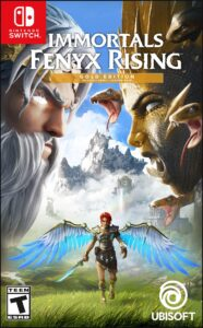 Immortals Fenyx Rising torrent download RePack from xatab