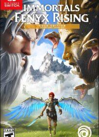 Immortals Fenyx Rising torrent download RePack from xatab