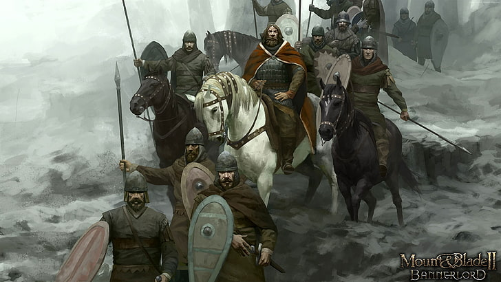 Mount & Blade II Bannerlord download torrent RePack from xatab 3