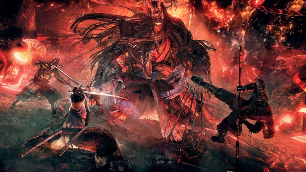 Nioh 2 - The Complete Edition download torrent RePack from xatab 4