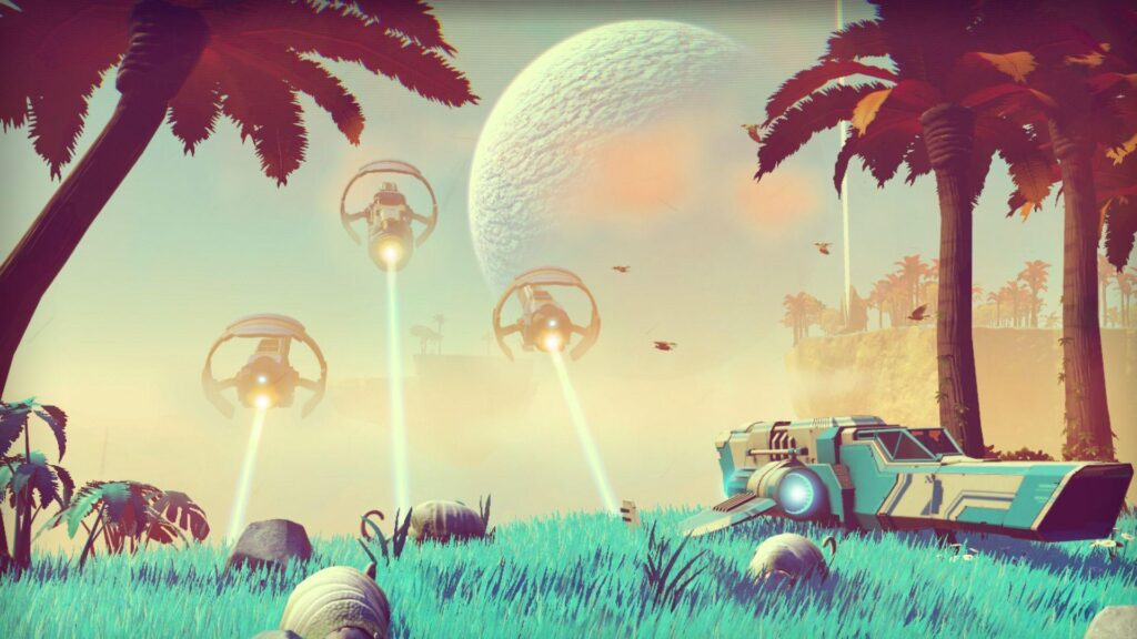 No mans Sky download torrent RePack from xatab 3