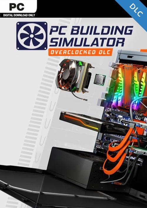 PC Building Simulator download torrent RePack from xatab