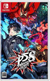Persona 5 Strikers torrent download RePack from xatab