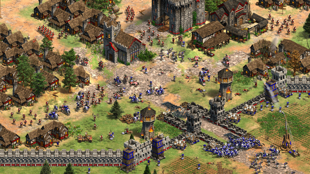 Age of Empires II Definitive Edition torrent download RePack from xatab 4