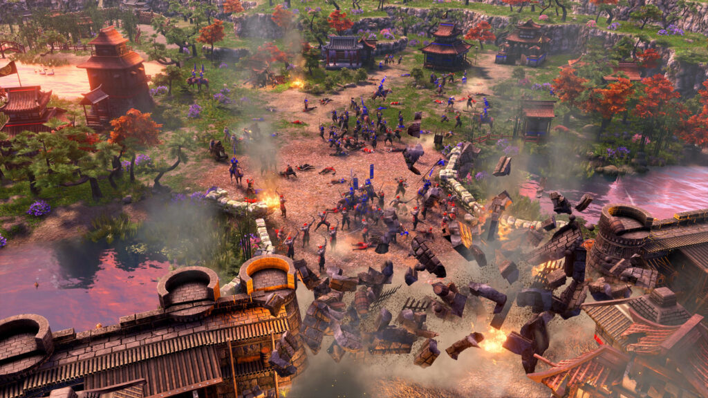 Age of Empires III Definitive Edition torrent download RePack from xatab 4