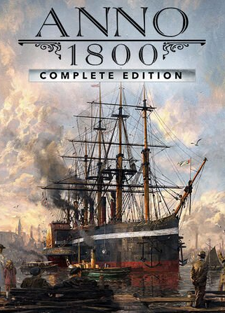 Anno 1800 Complete Edition torrent download RePack from xatab