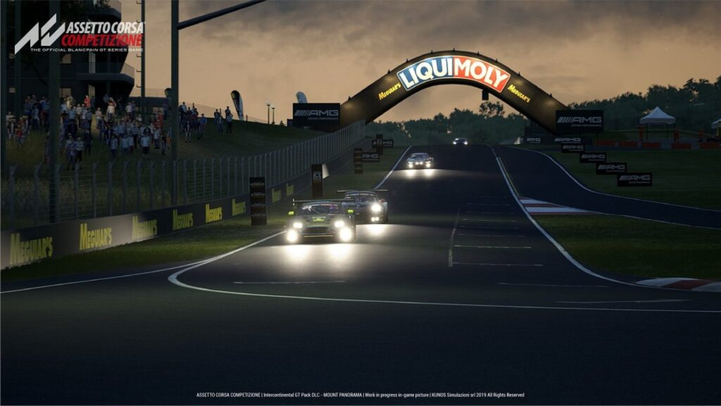 Assetto Corsa Competizione torrent download RePack from xatab 4