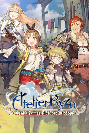 Atelier Ryza Ever Darkness & the Secret Hideout download torrent RePack from xatab