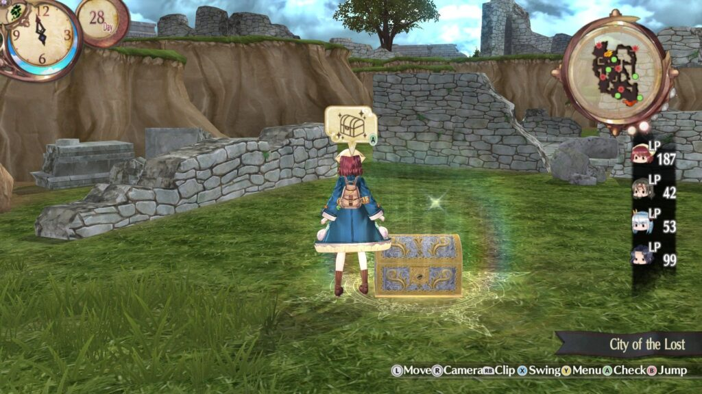 Atelier Sophie The Alchemist of the Mysterious Book torrent download RePack from xatab 4