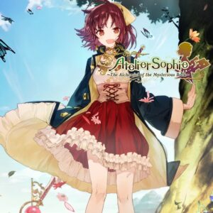 Atelier Sophie The Alchemist of the Mysterious Book torrent download RePack from xatab 5