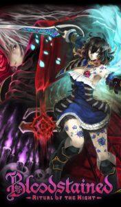 Bloodstained Ritual of the Night download torrent RePack from xatab
