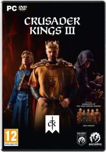 Crusader Kings III download torrent RePack from xatab