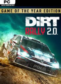 DiRT Rally 2.0 - Super Deluxe Edition download torrent RePack from xatab