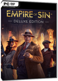 Empire of Sin Deluxe Edition torrent download RePack from xatab