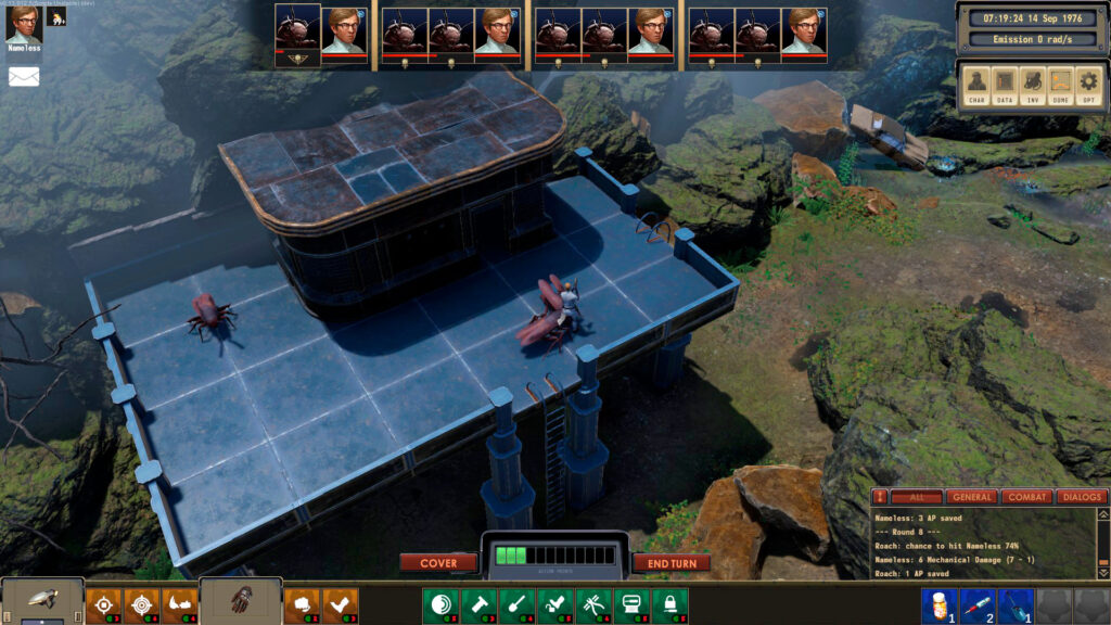 Encased A Sci-Fi Post-Apocalyptic RPG download torrent RePack from xatab 4
