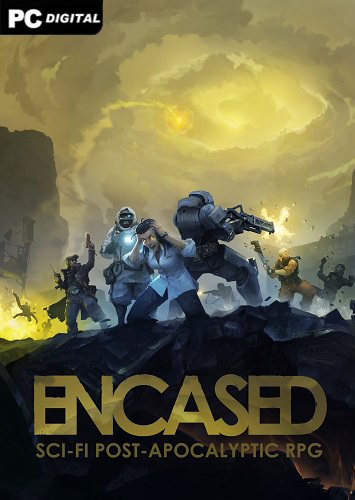 Encased A Sci-Fi Post-Apocalyptic RPG download torrent RePack from xatab