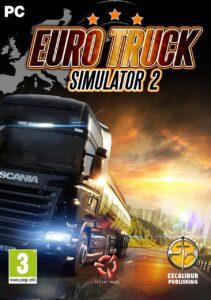 Euro Truck Simulator 2 download torrent RePack from xatab