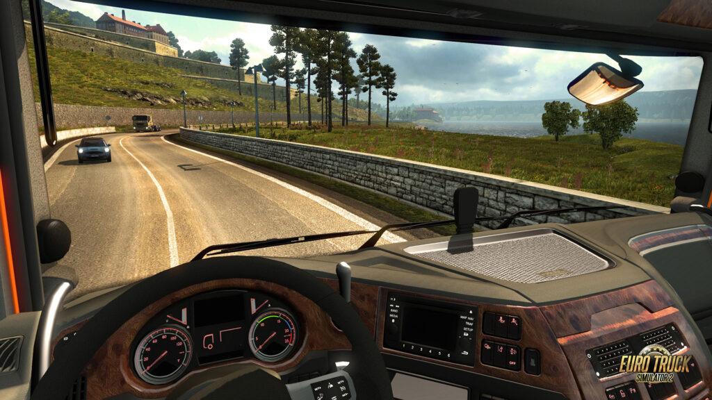 Euro Truck Simulator 2 download torrent RePack from xatab 4