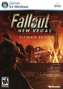 Fallout New Vegas Ultimate Edition torrent download RePack from xatab