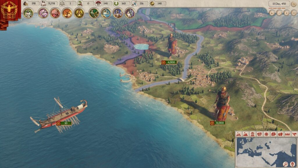 Imperator Rome - Deluxe Edition [v 2.0] (2019) torrent download RePack from xatab 3