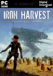 Iron Harvest download torrent RePack from xatab
