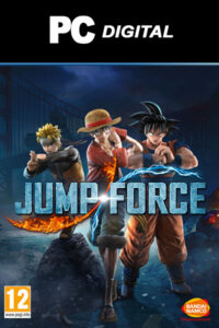 Jump Force download torrent RePack from xatab