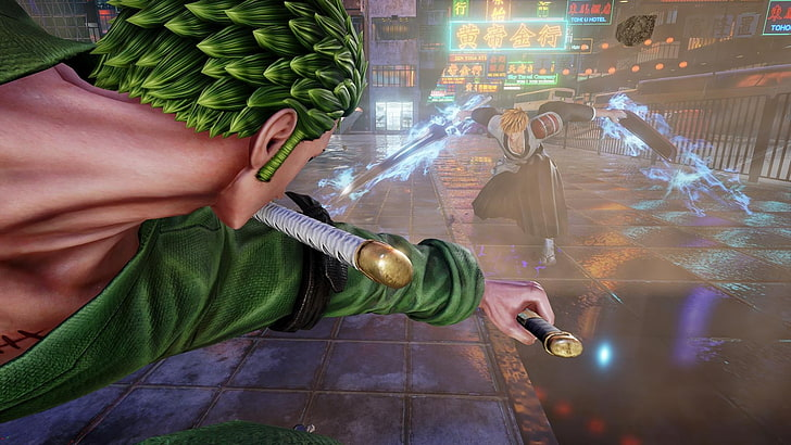 Jump Force download torrent RePack from xatab 4