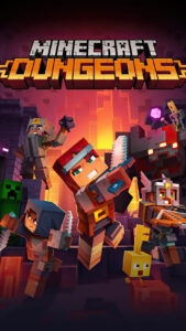 Minecraft Dungeons download torrent RePack from xatab