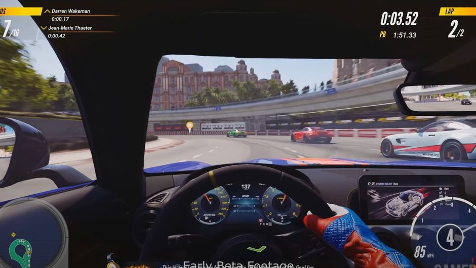 Project CARS 3 - Deluxe Edition download torrent RePack from xatab 1
