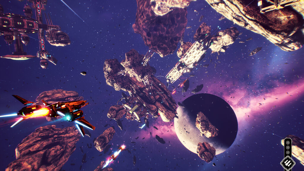 Redout Space Assault Deluxe Edition torrent download RePack from xatab 4