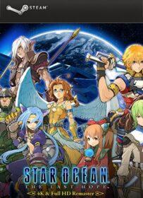 STAR OCEAN - THE LAST HOPE - torrent download RePack from xatab