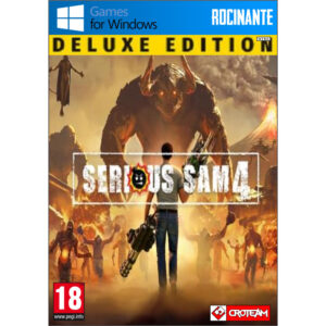 Serious Sam 4 Deluxe Edition download torrent RePack from xatab