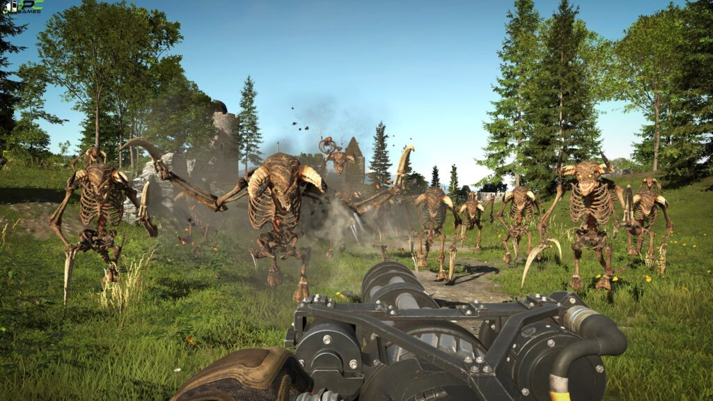 Serious Sam 4 Deluxe Edition download torrent RePack from xatab 4