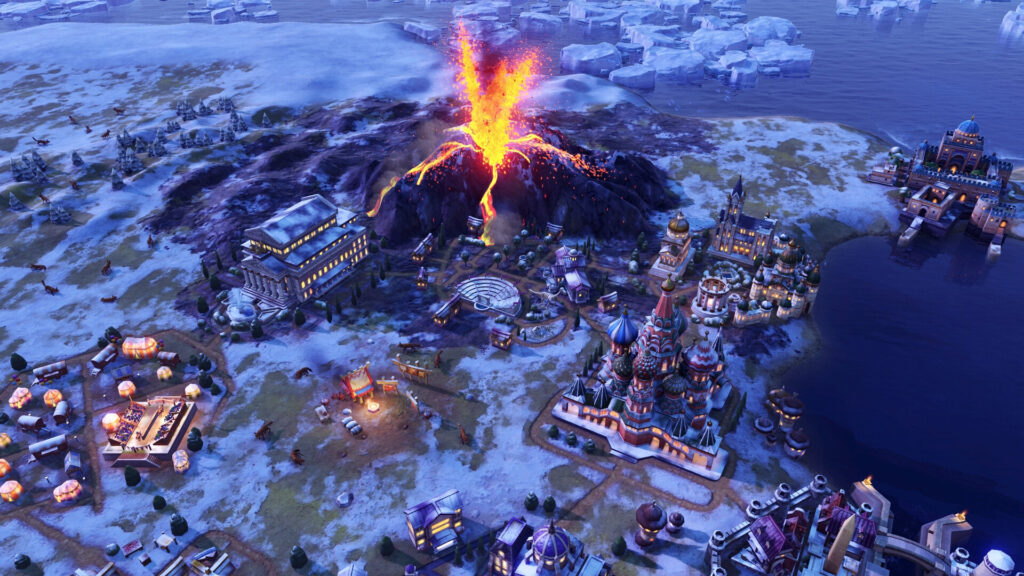 Sid Meiers Civilization VI download torrent RePack from xatab 4