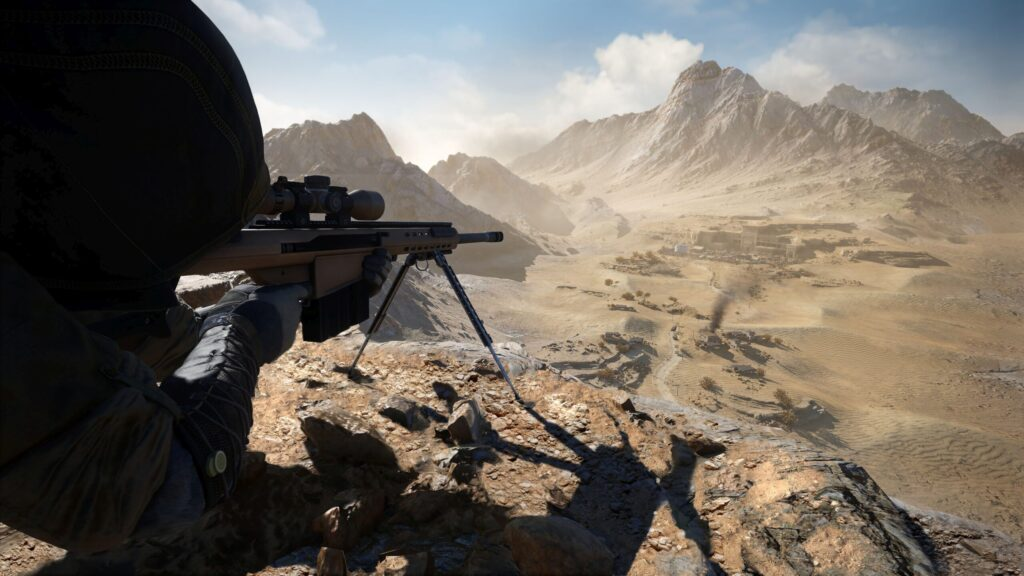 Sniper Ghost Warrior Contracts torrent download RePack from xatab 5