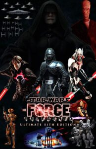 Star Wars The Force Unleashed Ultimate Sith Edition torrent download RePack from xatab