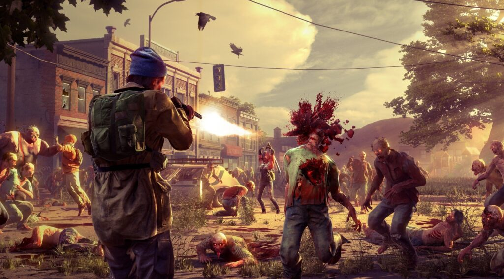 State of Decay 2 Juggernaut Edition download torrent RePack from xatab 4
