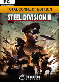 Steel Division 2 Total Conflict Edition download torrent RePack from xatab
