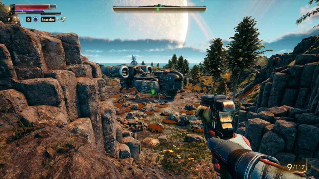 The Outer Worlds download torrent RePack from xatab 4