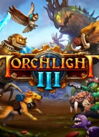 Torchlight III download torrent RePack from xatab