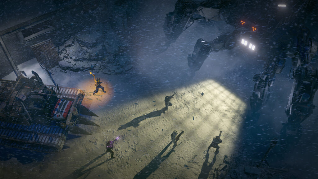 Wasteland 3 - Digital Deluxe Edition download torrent RePack from xatab 3