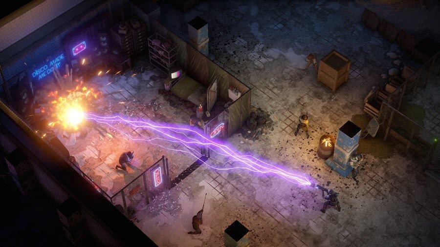 Wasteland 3 - Digital Deluxe Edition download torrent RePack from xatab 4