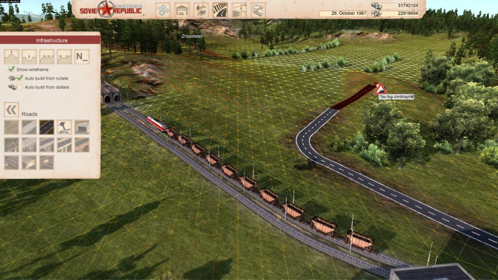 Workers & Resources Soviet Republic torrent download RePack from xatab 4