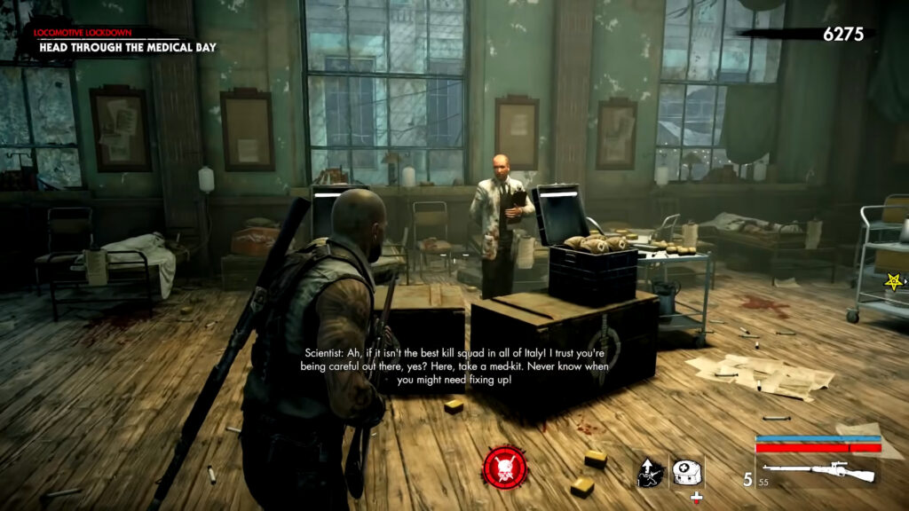 Zombie Army 4 Dead War - Super Deluxe Edition download torrent RePack from xatab 4
