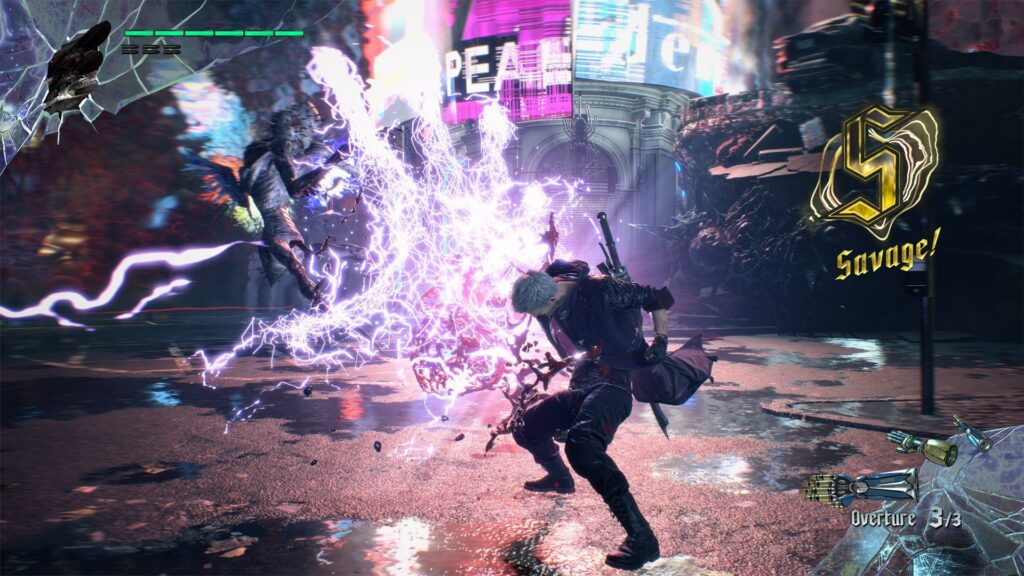 Devil May Cry 5 - Deluxe Edition torrent download RePack from xatab 1