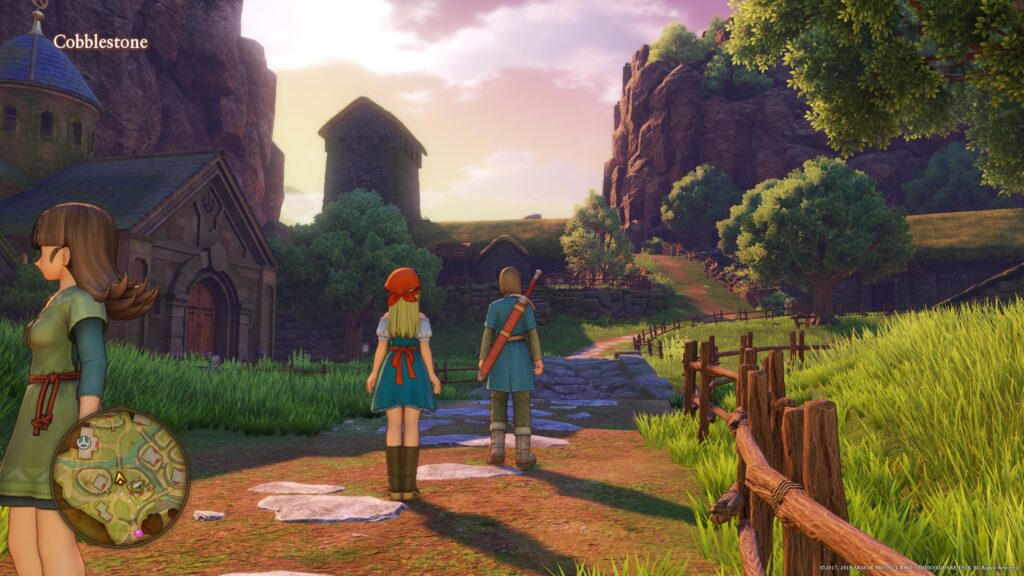 DRAGON QUEST XI: Echoes of an Elusive Age_20180731200138