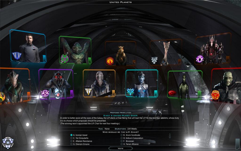 Galactic Civilizations III download torrent RePack from xatab 1