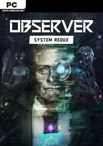 Observer System Redux torrent download RePack from xatab