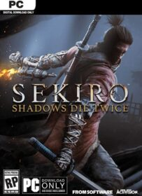 Sekiro Shadows Die Twice - GOTY Edition torrent download RePack from xatab